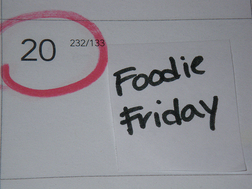 Foodie Friday: Rice or Noodles?