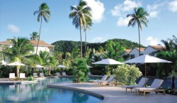 Carlisle Bay Pool 250x145 Looking for Luxury? Paradise in Antigua