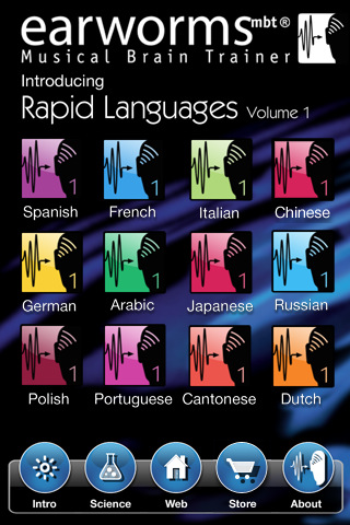 earwormslanguages Review: Jammin' to a new language