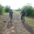 Biking in Kruger Park