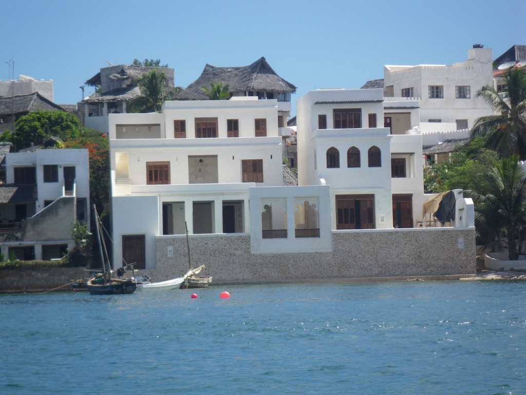 buildings of lamu