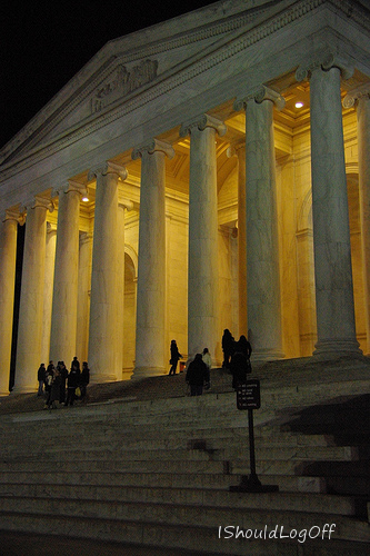 Lincoln Memorial At Night A Night Tour of Washington, DC