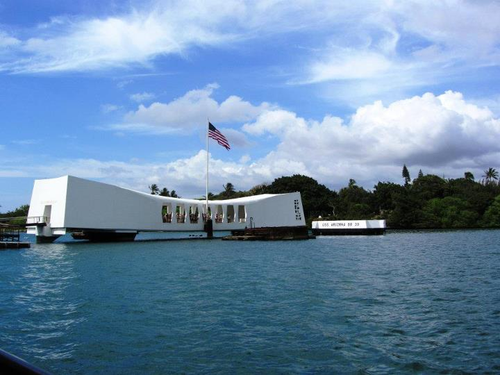 Pearl Harbor - Honolulu, Hawaii