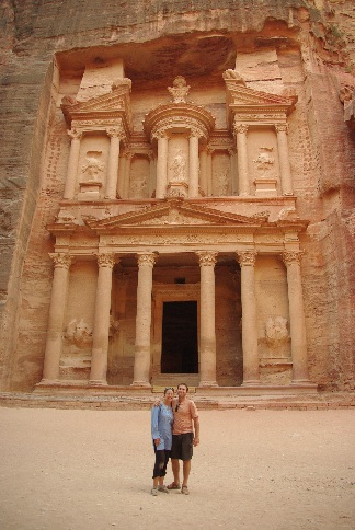 Petra Treasury Giveaway Alert: Win $100 to Travel Like a Local