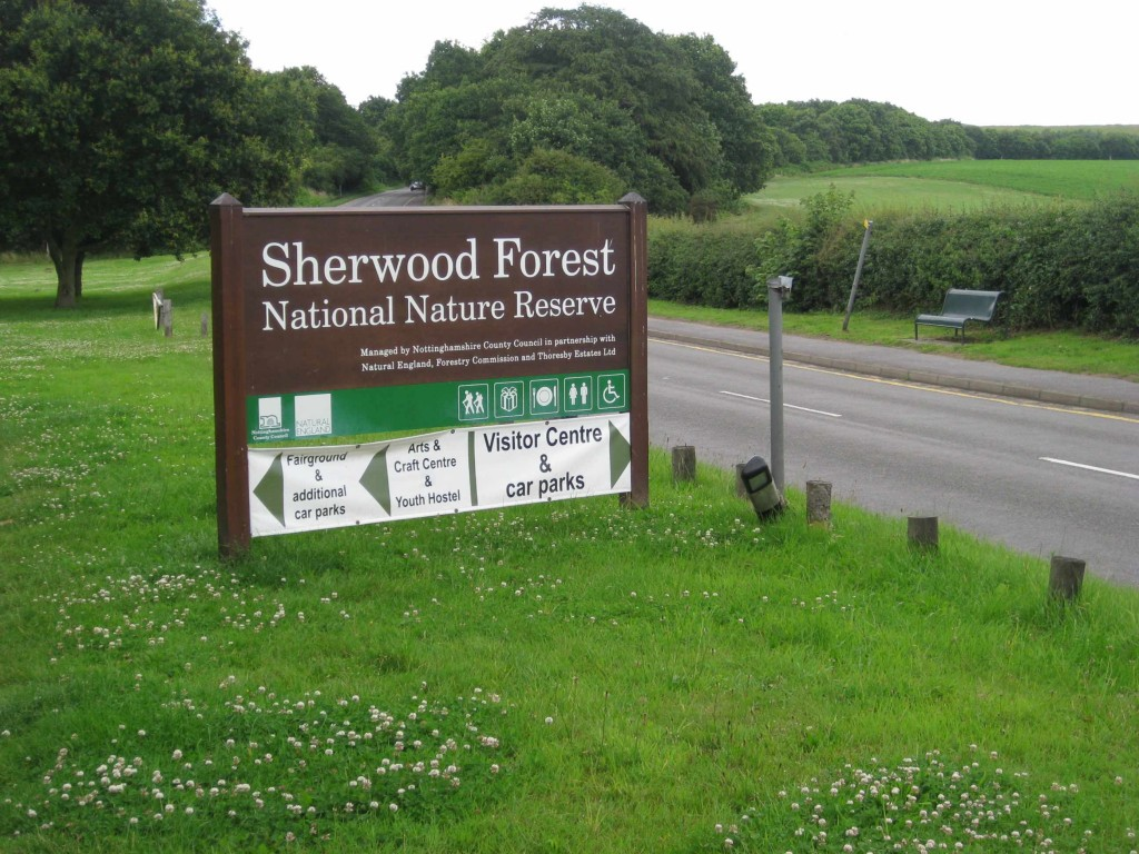 Sherwood Forest 1024x768 Go Your Own Way In The UK