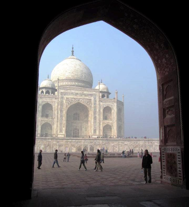 Taj Mahal Slow Travel For Beginners