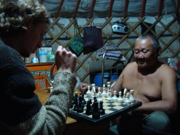 chess mongolia Travel Inspiration: How I Built My Own Path