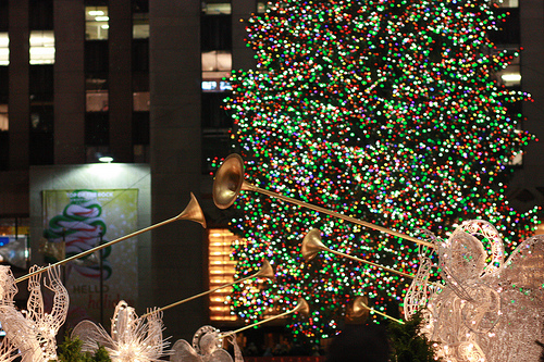 Rockefeller Center Xmas Tree