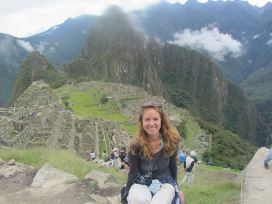 Machu PIcchu Dealing With Travel Envy