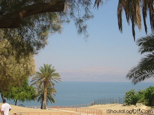 DeadSea Luxury, Mud and Salt: A Visit to the Dead Sea