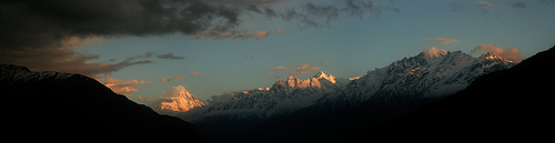 India's Nanda Devi National Park