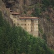 The Sumela Monastery of Trabzon, Turkey