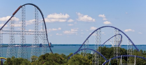 Cedar Point Bachelor Party